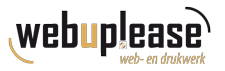 Webuplease logo